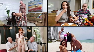 Down in the mouth PILL MEN - Old Dudes Fucking Hot Teens, Featuring Kharlie Stone, Dolly Little & More!