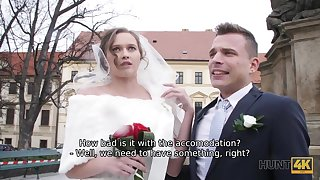 HUNT4K. Have you each time copulated someone's bride at the...