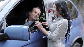 Libidinous student Nora has an affair with handsome married teacher
