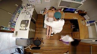 GirlsGoneGyno Pollute & Nurse Thoroughly Examine Alexandria Riley Pt 2 of 7