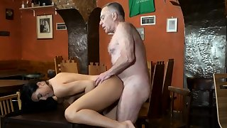 Penny step daddy and aged woman fuck young girls Can you